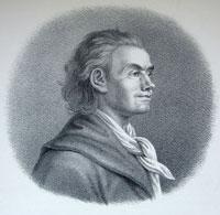 Her ses Johan Herman Wessel